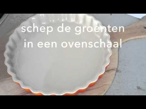 Lekker & Simpel recepten: Aardappeltaart - YouTube