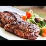 Lamb Rump Steak Recipe | Aussie Griller