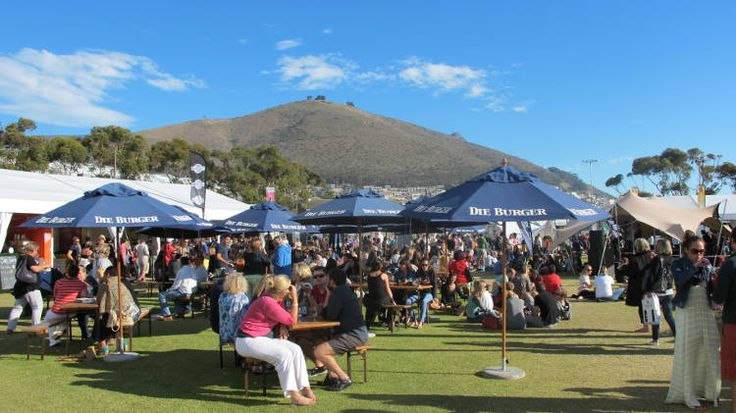 Taste of Cape Town // Taste of Cape Town is the foodie event of the year. It's the mecca of all things baked, fried, grilled, flambéed, distilled, juiced and pasteurised.
