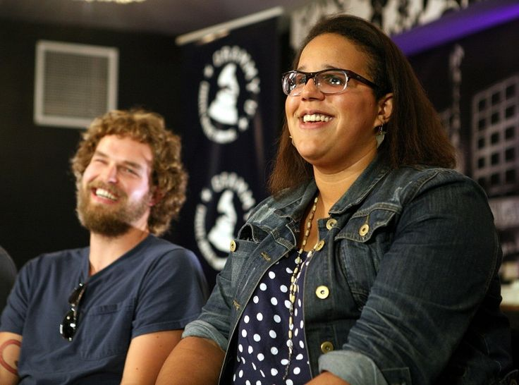 Alabama Shakes' Steven Johnson And Brittany Howard | GRAMMY.com: Steven Johnson, Alabama Shakes, Photo