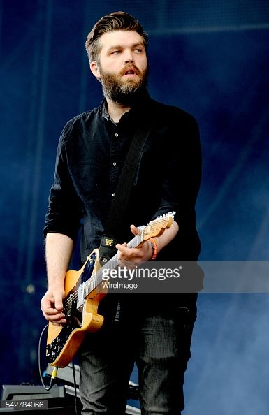 Glastonbury Festival - 24-6-16 source: gettyimages - No Sound But EDITORS