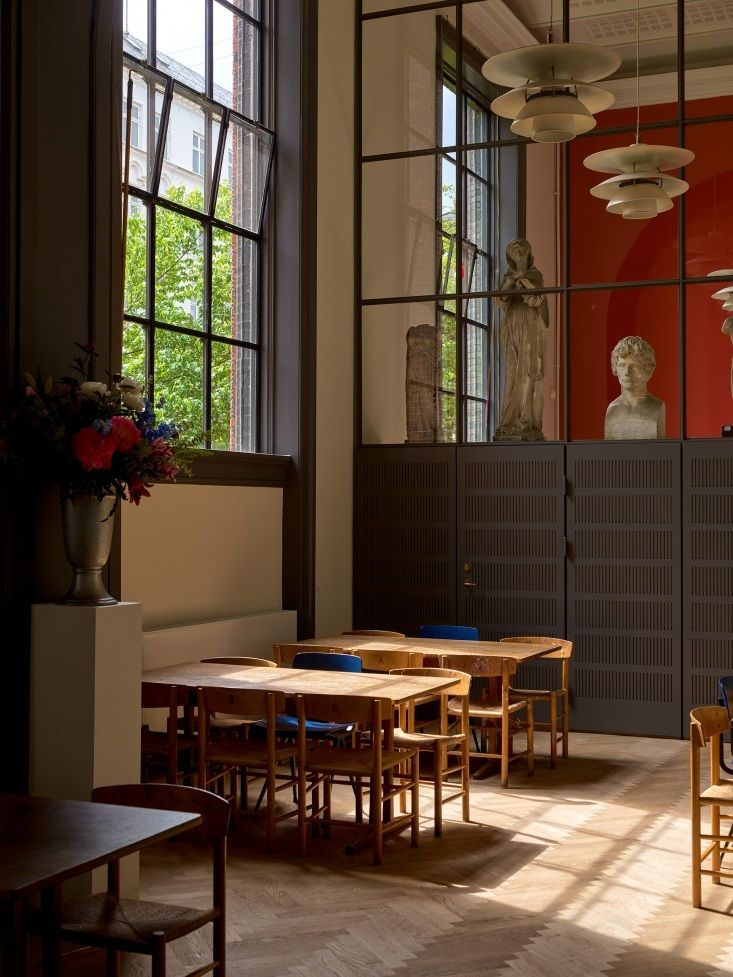 Steal This Look A Casual Canteen In Copenhagen Design