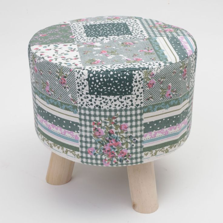 No need for assembly, can be used as a pouffe stool, footstool, children stool, the item is small and be placed anywhere in the home. Material three solid wooden legs, the cover can be removed for washing. | eBay!