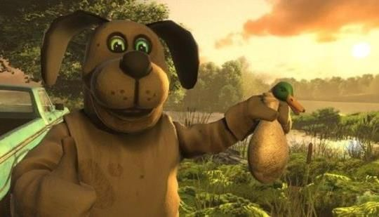 Preview: Duck Season Duck Hunt Comes to HTC Vive, But Why? | VRFocus: Stress Level Zeros next VR title strikes a different chord to Hover…