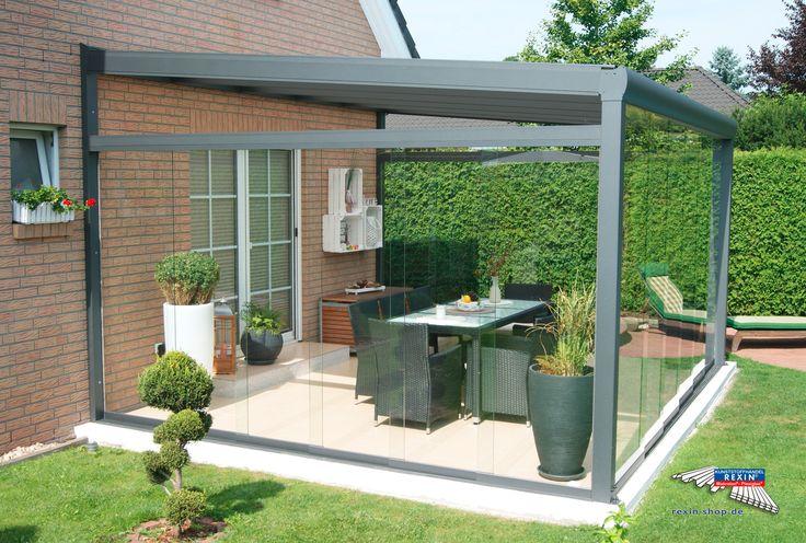 197 besten alu terrassen berdachung rexopremium. Black Bedroom Furniture Sets. Home Design Ideas