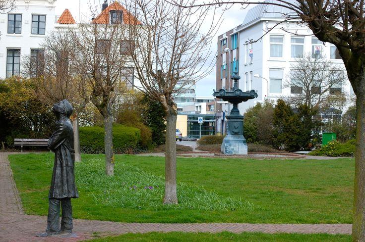 Het oude Bellamypark Vlissingen