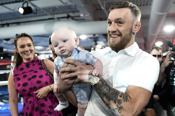 Who is Conor McGregor's girlfriend? Meet Dee Devlin who has supported UFC star from days of ''absolutely nothing'' - Mirror Online