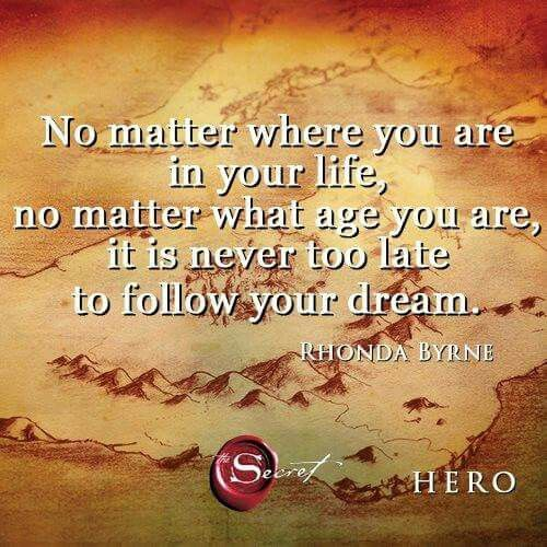 From Rhonda Byrne's Hero! A favorite book of mine and an inspiring truth worth sharing. Highly Recommended and having!