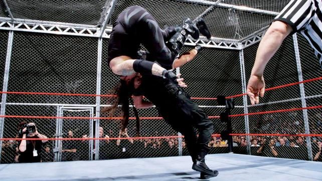 WrestleMania XV, March 28, 1999: The Undertaker vs. The ...