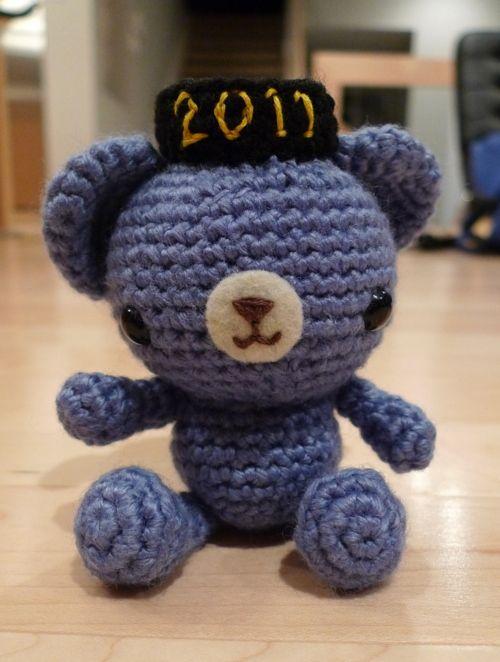 Graduation Teddy