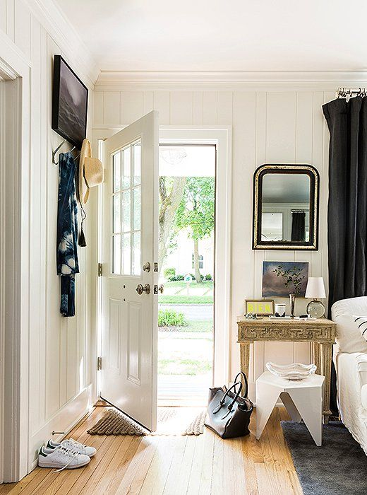 Michelle Adams Gives Us a Tour of Her Stylish Michigan Home