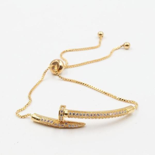 اسواره كارتير مسمار سحاب موقع جويل Gold Bracelet Gold Gold Necklace
