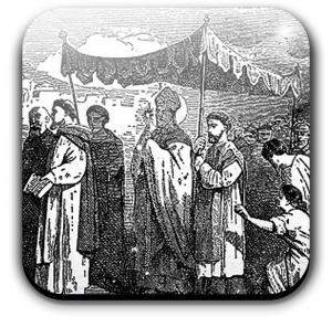 7 mai 2018 : Dom Pius Parsch pour le Lundi des Rogations 472b12ccfffa2851c363ff8ac26f5149--catholic-saints-three-days