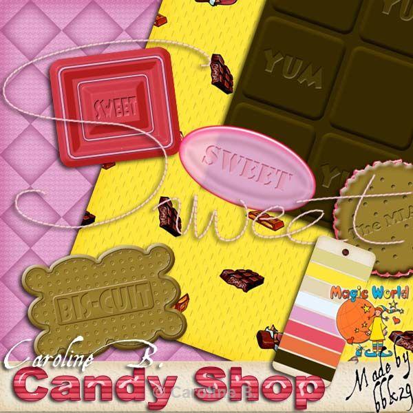 CarolineB_CandyShop_Preview  http://carolineb.fr/