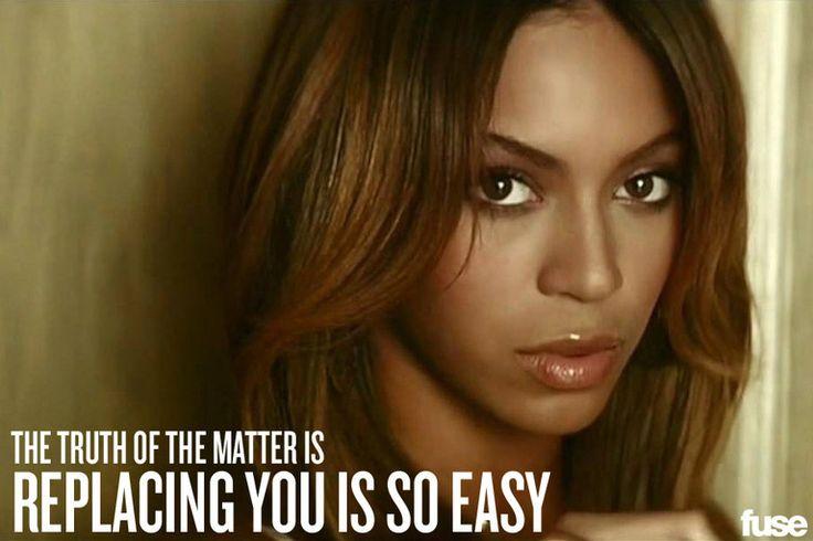 Irreplaceable - #Beyonce