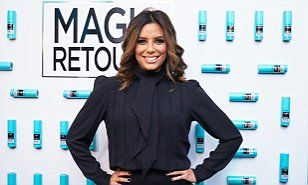 Eva Longoria insists she is not pregnant... nor planning to be | Daily Mail Online