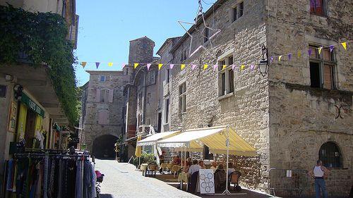 Les Vans en Ardèche