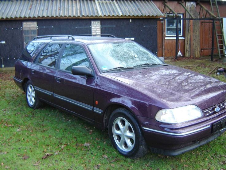 Ford Scorpio Turnier 2,9 V6 Automatic