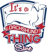 It's A Dachshund Thing Store is an online shop offering accessories, apparels, and other personalized items for doxie lovers.