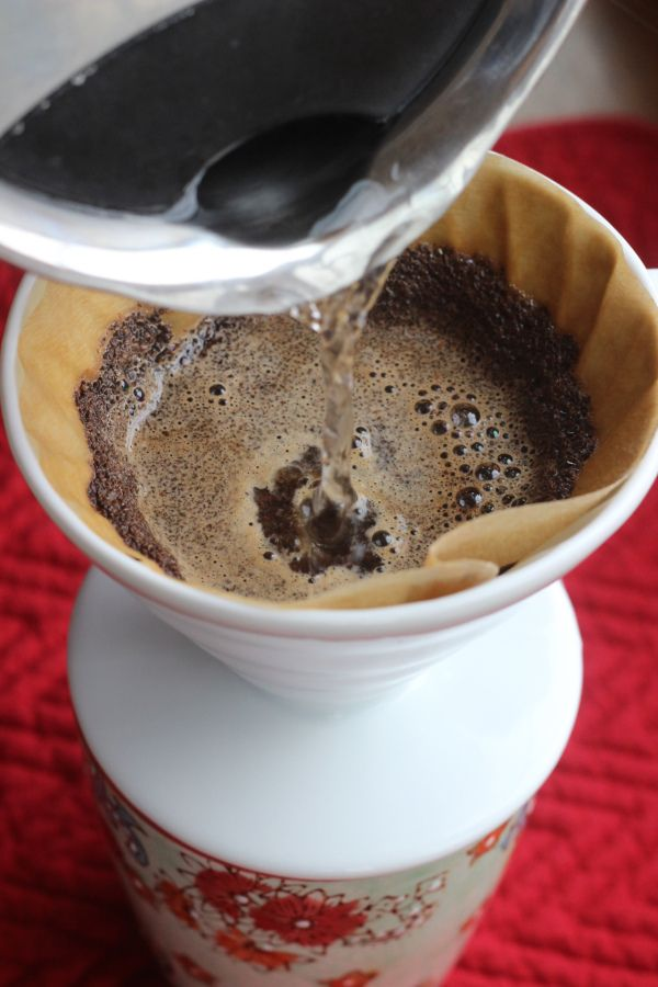Single serve coffee - Inexpensive & environmentally friendly! - Momcrieff
