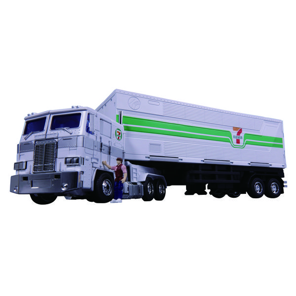 MP-711 - Masterpiece Convoy 7 Eleven Exclusive Redeco Officially Revealed