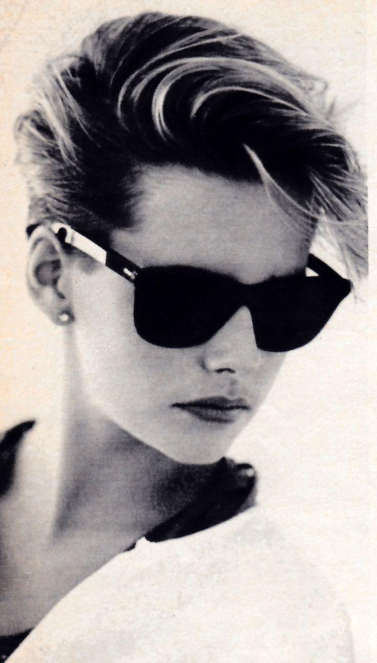 Kyle Ericksen for Mademoiselle magazine, July 1984.