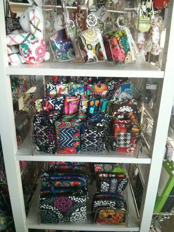 Lots of fun new Vera Bradley pen and pencil set, wallets, pouches, Iphone cases, and much more now at the Enchanted Artist.
