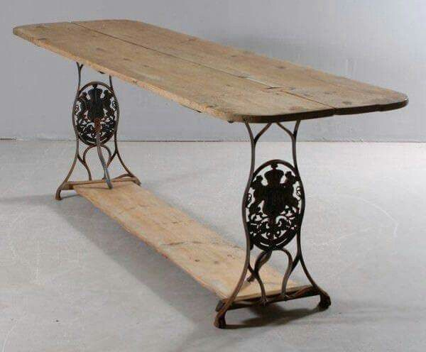 17 best ideas about wrought iron table legs on pinterest iron table legs diy metal table legs. Black Bedroom Furniture Sets. Home Design Ideas