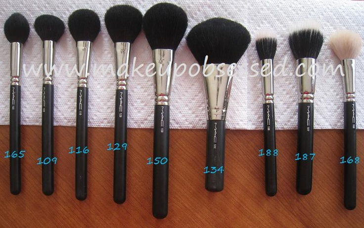 mac face brushes. mac face brushes   hair and makeup pinterest brushes, mac p