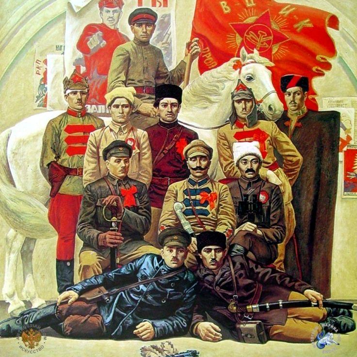 Картинки гражданская война в россии, картинка анимация