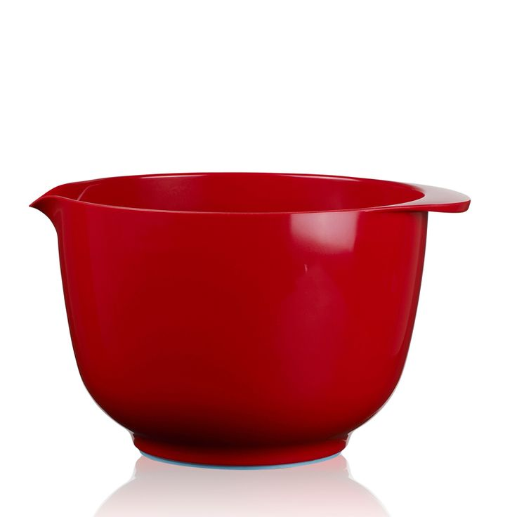 Rosti Margrethe Mixing Bowl 2,0L Red, Rosti #rosti #bowl #margarethe #royaldesign #design