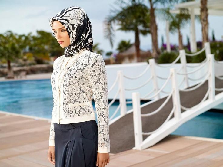 Armine Sprins Summer 2013 #tesettür #hijab