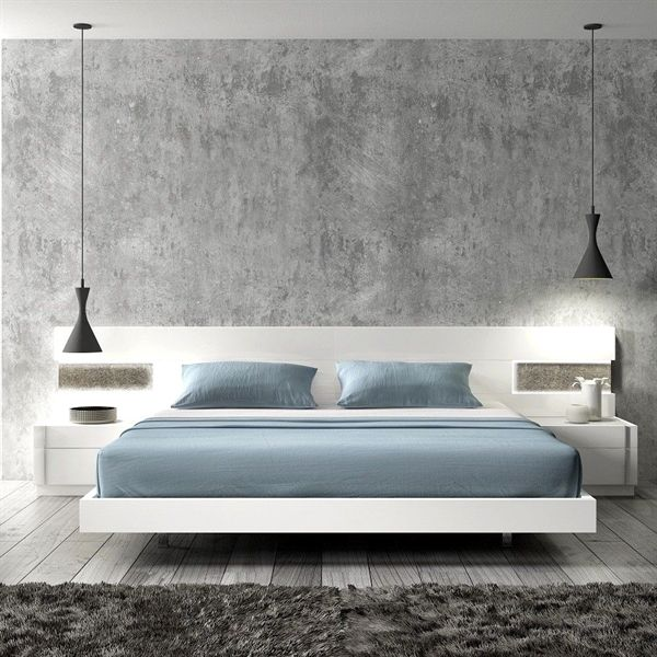 Premium Modern Bedroom Contemporary Bed Modern Bed New York