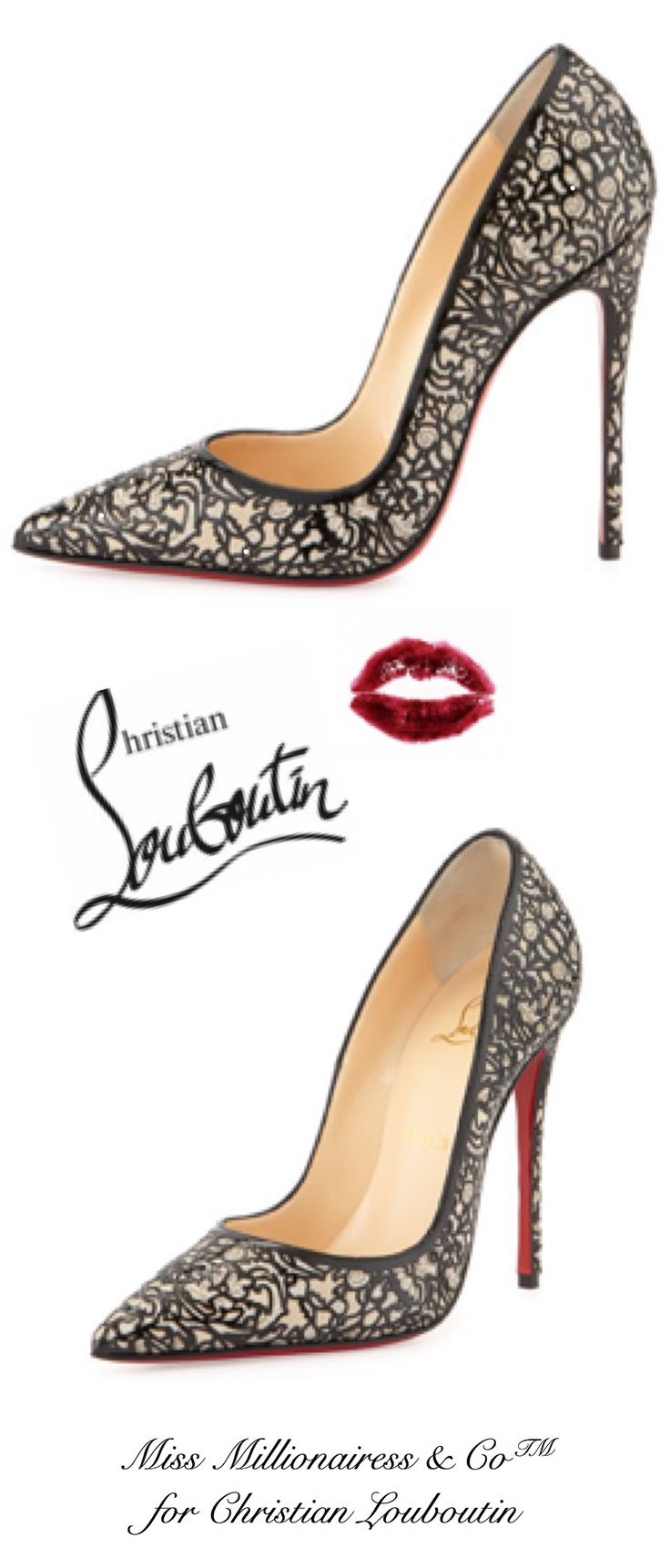 Find this Pin and more on Christian louboutin. 2015 Christian Louboutin  Shoes ...