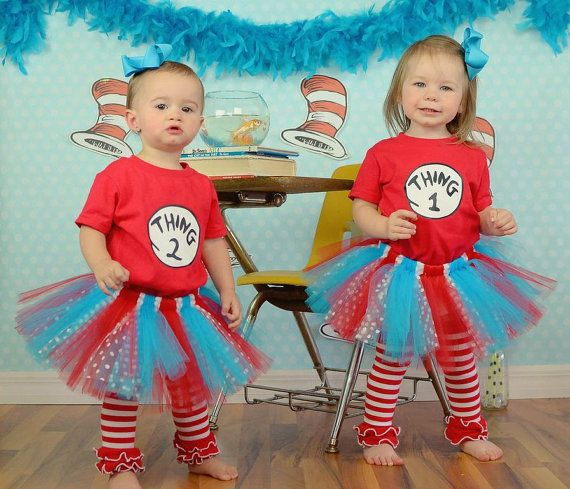 Items similar to Tutu Set leg warmers shirt tutu Thing 1 Thing 2 Thing 3 Birthday Halloween costume on Etsy  sc 1 st  Pinterest & 26 best Tutu ideas images on Pinterest | Carnivals Costume ideas ...