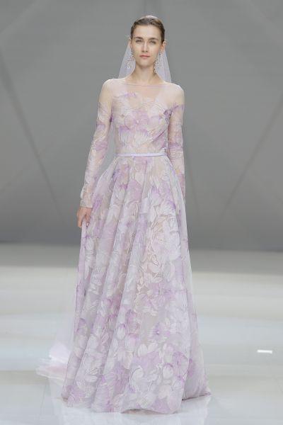 Vestidos de novia de color 2017: 27 diseños para ser diferente al resto Image: 17