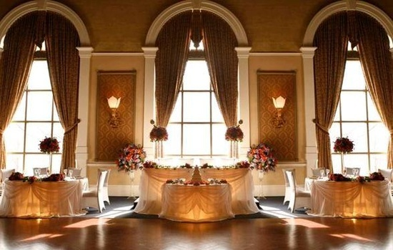 Liberty Grand Wedding Venue - we love the large windows and gorgeous architecture in this building