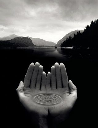 One of my favorite artists of all time - Jerry Uelsmann creates every one of his pieces in the darkroom. No Photoshop whatsoever.