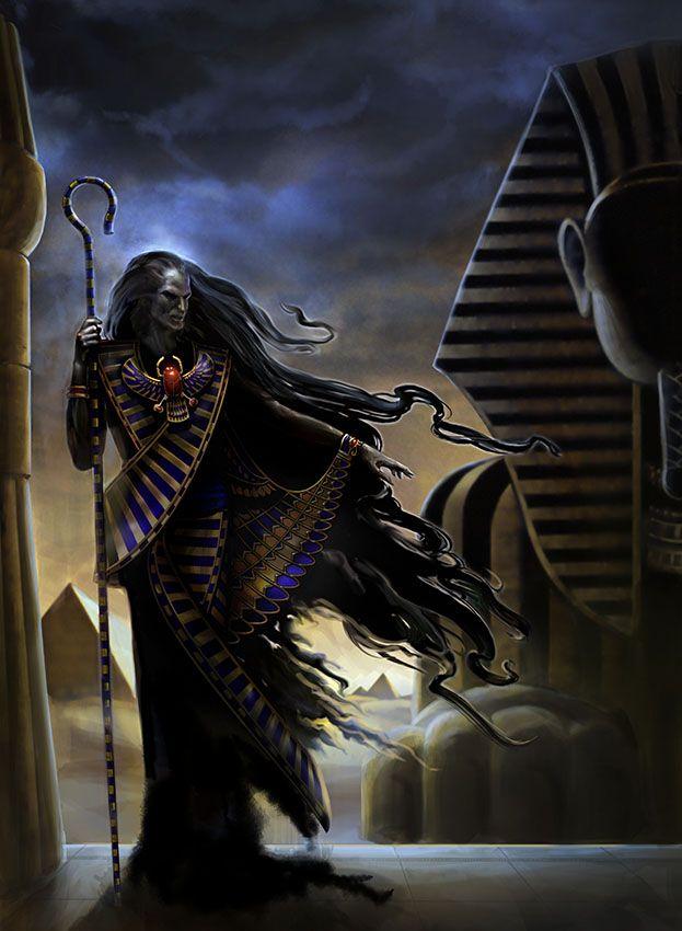 Fane of the Black Pharaoh