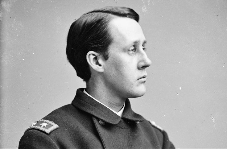 Francis C. Barlow entered the Civil War as enlisted men in the Union Army and ended it as general. Wounded several times, Barlow survived the war, later serving as the New York Secretary of State and New York State Attorney General.