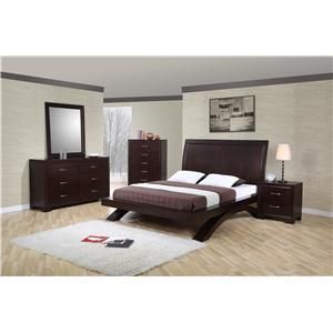 Raven (RV) by Elements International - Miskelly Furniture - Elements International Raven Dealer Mississippi