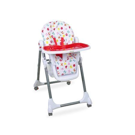 Selby Стульчик для кормления BH-431-2  — 7008р. ---------------- Детский стульчик для кормления Selby BH-431-2 сделает ужин или обед ребенка максимально комфортным. В конструкции предусмотрены специальные устройства, позволяющие закреплять спинку и подставку в 3-х разных положениях! Весьма оригинальный и красочный дизайн стульчика для кормления, который порадует Вас и вашего малыша. Конструкция стульчика выполнена из металла повышенной прочности. Ножки оснащены колесиками для удобства…