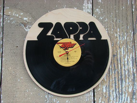 17 Best Images About Vinyl Record Clocks On Pinterest