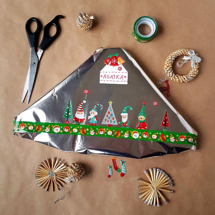 kreatywne pakowanie prezentów [creative gifts wrapping - stickers]