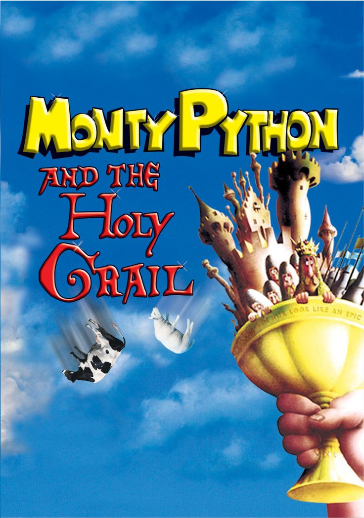 monty-python-and-the-holy-grail-poster.jpg (784×1118)