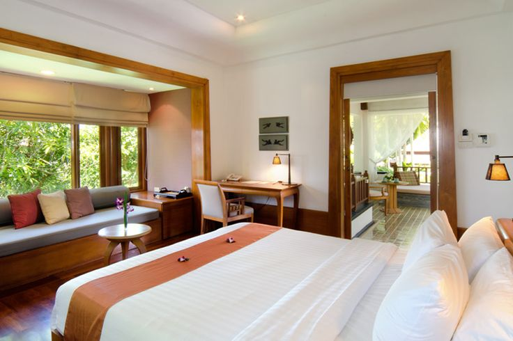Nakamanda Resort & Spa Krabi, Thailand – accommodation