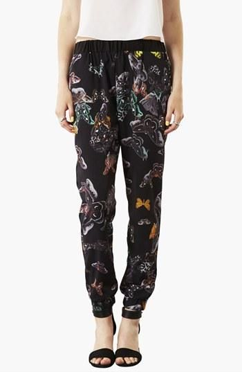 Topshop Pants And Butterflies On Pinterest