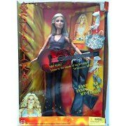 2003 barbie shakira + guitar + accessories : listen to the sounds of my hit single whenever, wherever fashion inspired by my video!