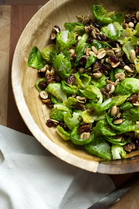Maple-Glazed Brussels Sprouts: Brussels Sprouts Salad, Brussels Salad2 460, Maple Glaz Brussels, Glaze Brussels, Maple Glaze, Mapleglaz Brussels, Healthy Recipes, Local Kitchens, Brussel Sprouts