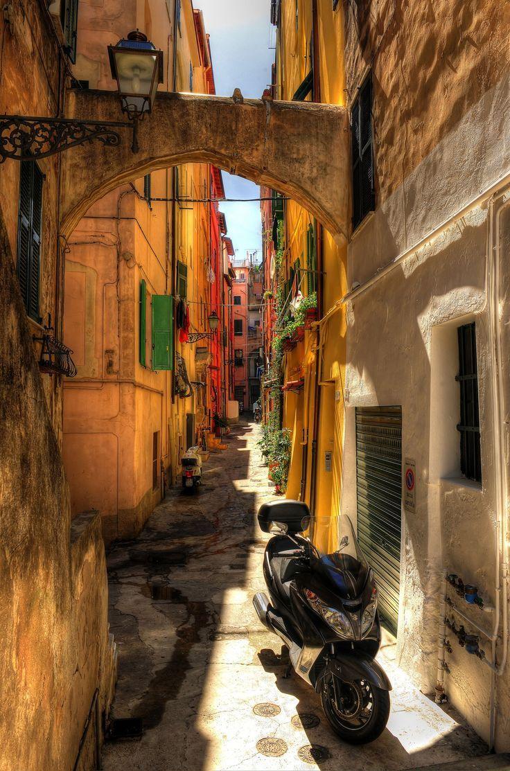 Liguria, San Remo, Italy.